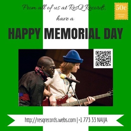 Did you get a #3dayWeekend ? If you're #lucky  you might get #four or more.  #HappyMemorialDAY,  #HappyMemorialWeekend !   | ResQ Records | Midwest Music and Entertainment, Indiana | Scoop.it