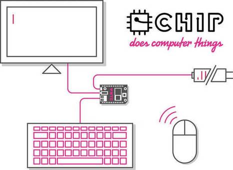 CHIP - $9 Computer To Beat Pi & Arduino | Raspberry Pi | Scoop.it