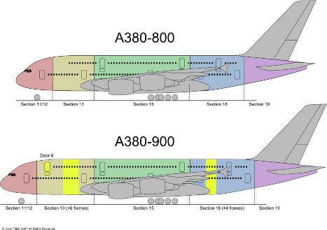 More on A380 stretch. If you still think the A380 is big... wait for the new one! | Aeronautics | Scoop.it