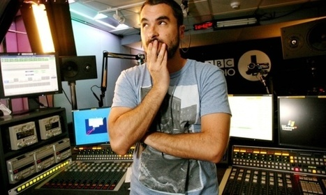 Zane Lowe to leave BBC Radio 1 for Apple | Musicbiz | Scoop.it