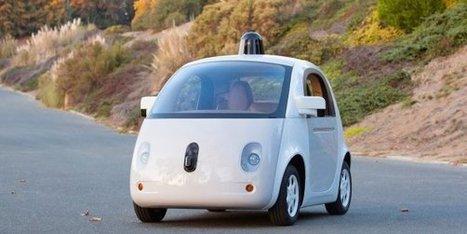 La voiture sans conducteur de Google bientôt testée | Technologies. | Scoop.it