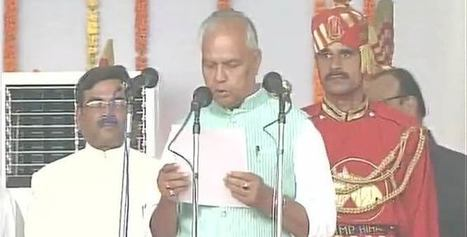 Nitish Kumar sworn in as Chief Minister; Lalu's two sons among 28 get ministerial berths | Latest News from India and the World on post.jagran.com | Scoop.it