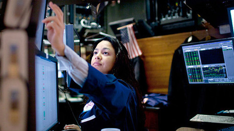 In Times of Trouble, Wall Street Women Get the Boot | Management | Scoop.it