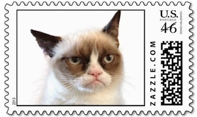 Morning Roundup: Grumpy Cat Does Not Approve of Your Stationery | Stationery In The News | Scoop.it