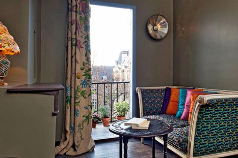 Paris Style: Secrets to Decorating Like a Parisian | Paris Lifestyle | Scoop.it