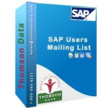 SAP Users List - SAP Decision Makers List - SAP Customers List | Buy Mailing List, Email List, Sales Leads - Thomson Data LLC. | USA | Scoop.it