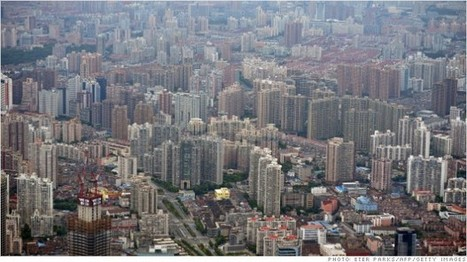 Fears grow over China property flameout | Topics in Geography | Scoop.it