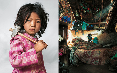 These 20 powerful photos of kids' bedrooms will change the way you look at the world | Human Rights | Scoop.it
