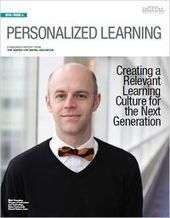 Personalized Learning: Creating a Relevant Learning Culture for the Next Generation | Higher Education Teaching and Learning | Scoop.it