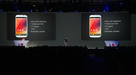 Why the Galaxy S4 with pure Android is a huge deal   My smartphone   Scoop.it