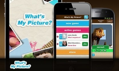 What's My Picture App | Mobile Development | Android vs iOS Apps | Scoop.it