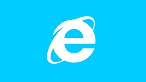 Internet Explorer: une mise à jour critique disponible demain | Freewares | Scoop.it