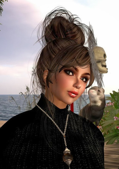 ferret Sherlock Holmes | Second Life Fashion | Scoop.it