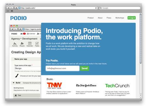 Citrix neemt Podio over | Online samenwerken en leren 2.0 | Scoop.it
