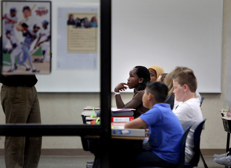 American Schools Still Heavily Segregated By Race, Income | Segregation in schools | Scoop.it