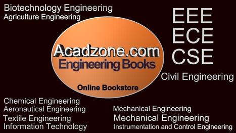 Acadzone.com | Buy Engineering Books Online | Online Engineering Book Shopping in India | Scoop.it
