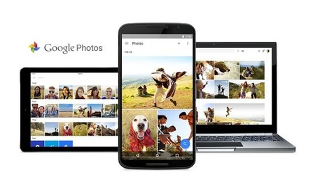 Google Photos est officiellement disponible sur le web, Android et iOS | Geek 2015 | Scoop.it