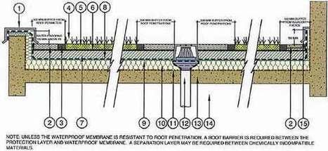 Why And How To Install A Green Roof   eco and sustainability   Scoop.it