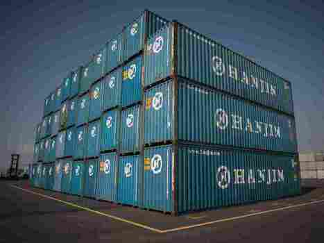 Container Ships Stranded At Sea After South Korean Company Goes Bankrupt | Geography & Current Events | Scoop.it