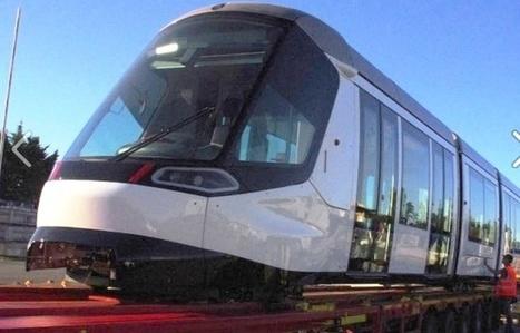 Strasbourg: Arrivée prochaine de la nouvelle rame de tram Citadis qui reliera Kehl sur la ligne D | Strasbourg Eurométropole Actu | Scoop.it