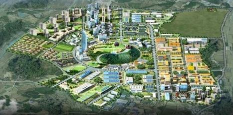 Découvrez Foodpolis, la cité coréenne 100% dédiée à l'alimentation - Challenges.fr | Corée | Scoop.it