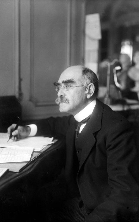 Rudyard Kipling: the misfit poet | Eye on Literature | Scoop.it