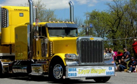 Mother's Day convoy sets new world's record: 590 trucks   Healthy Truckers   Scoop.it