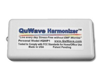 QuWave Home Harmonizer - Scalar Wave Schumann Resonance to Fight EMF and Improve Health in your Home | Orgone Generator For EMF Protection | Scoop.it