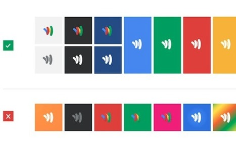 Why Google's Design Is More Consistent Than Apple's Unorganized iPhone Mess - The Atlantic Wire | Timelines | Scoop.it