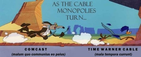 Time Warner Cable's Post-Merger Conference Call: Improved Subscriber Numbers But 'We'll Let Others Take the Lead' | Phil Dampier | Stop the Cap! | Surfing the Broadband Bit Stream | Scoop.it