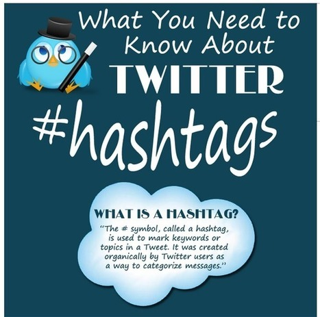 What Teachers Need to Know about Hashtags | eLearning Can Make School Fun, Empower  Kids, and Revolutionize Public Education | Scoop.it