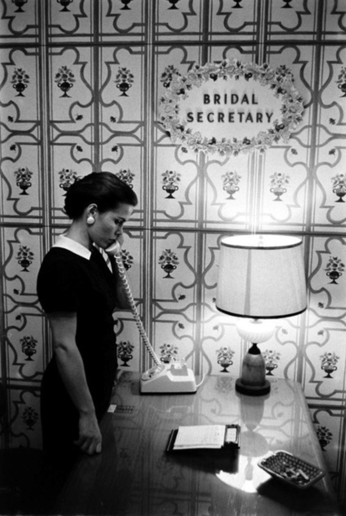 Always the Bridal Secretary, never the bride... | Herstory | Scoop.it