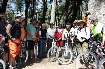 Argentina: Se inauguró el primer sendero de mountain bike en un área protegida | ximobur | Scoop.it
