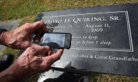 Grave tags offer digital life after death - Denver Post | All About QR Codes | Scoop.it
