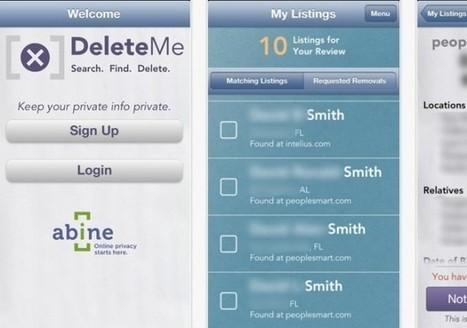 Opciones para borrar nuestro rastro de Internet | Herramientas de marketing | Scoop.it