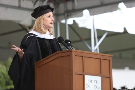 Arianna Huffington's Commencement Speech On 'Redefining Success: The Third Metric' | Coaching | Scoop.it