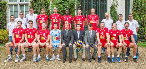 Le BOUC Volley paré pour une 13ème saison en ligue A | Fier d'être beauvaisien | Scoop.it