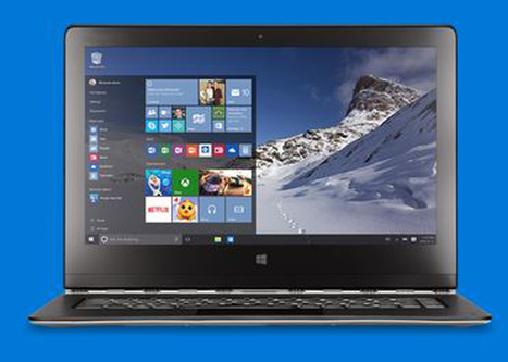 How to Upgrade a PC to Microsoft Windows 10, Step by Step Instructions | Nerd Vittles Daily Dump | Scoop.it