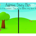Addition Story Mat Math Workstation | Promoting a mathematical community of learners | Scoop.it