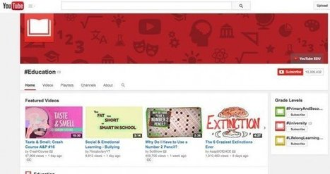 The Teacher's Guide to Using YouTube in the Classroom | Moodle and Web 2.0 | Scoop.it