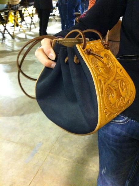 Buckaroo Leather Horse Tack, Use, Care and Maintenance: Custom American Made Leather Purse...Cowgirl Holiday Gift | Horse And Rider World | Scoop.it