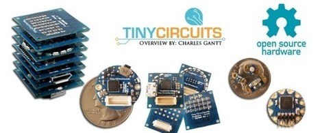 Hands-on with the TinyDuino and TinyLily Systems from TinyCircuits | TweakTown | Arduino, Netduino, Rasperry Pi! | Scoop.it