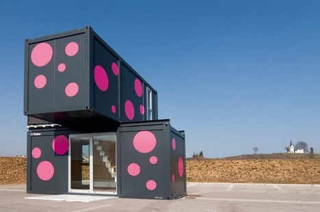 22 Modern Shipping Container Homes Around the World | Technology Education for Sustainability | Scoop.it