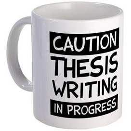 Procesos Industriales: Learning to write your thesis easily. | Mathematics learning | Scoop.it