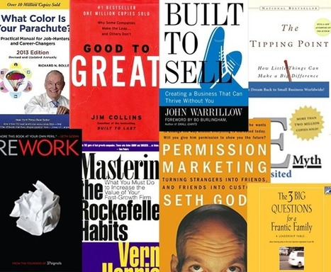 9 Business Books That Will Change Your Life | Focusing on the Business in Clinical Practice. | Scoop.it