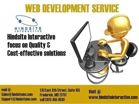Web Developement | Hindsite Interactive Website Developers | Scoop.it