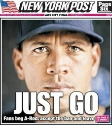 Will Alex Rodriguez ever play again in the MLB after this season? | Sports | Scoop.it