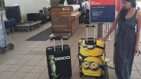 Surprising new trick to avoiding luggage fees | #travel | Psytrips | Travel | Scoop.it