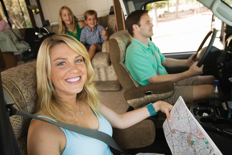 45 tips for a successful family roadtrip | News From The Trail | Camping Tips and Ideas | Scoop.it