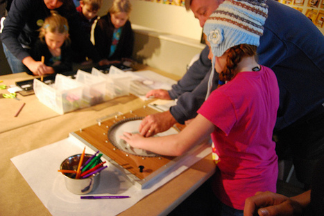 On the Floor Exhibit Testing | The Tinkering Studio Blog ... | Kids who design, tinker, prototype and create | Scoop.it